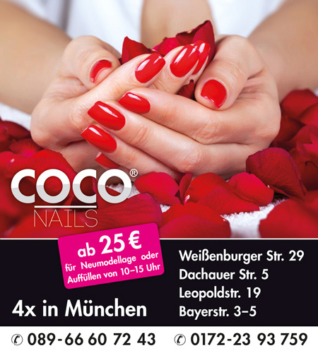 Coco Nails - Weissenburger Straße