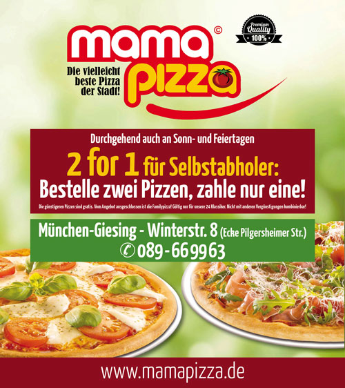 Mama Pizza, Inh. Sheker Sharma