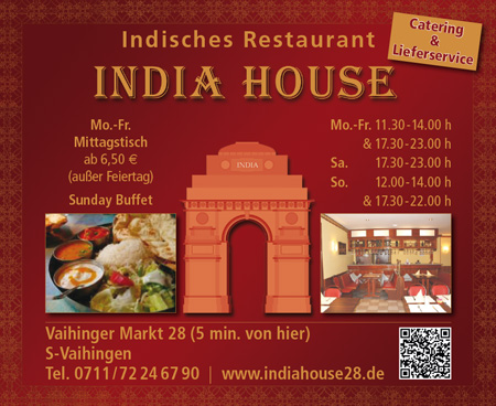 Restaurant India House, Harjit Mattu