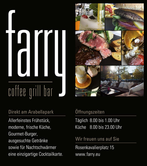 Farry coffee grill bar - Cubuk Fahri