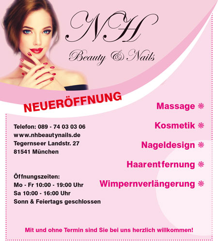 NH Beauty & Nails, Thi Ngoc Han Nguyen