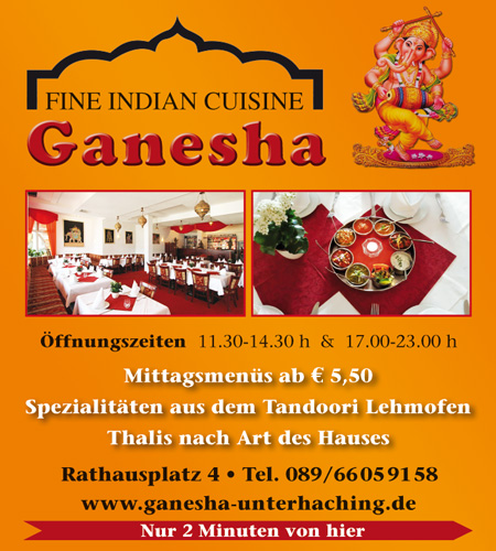 GANESHA Fine Indian Cuisine