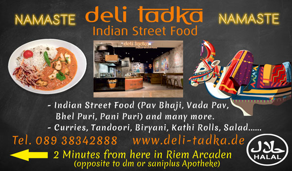 deli tadka - Indien Street Food
