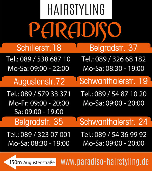 Hairstyling Paradiso GmbH