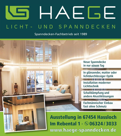 HAEGE GmbH & Co. KG; Christian Theysohn