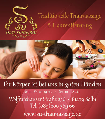 Chofah Thai-Massage - Suwimon Dumri