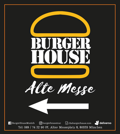 Burger House<br>Alte Messe