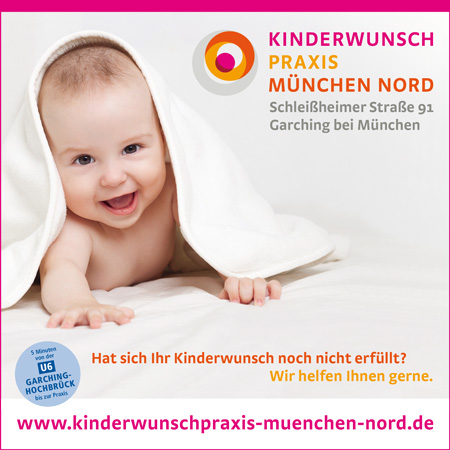Kinderwunschpraxis München Nord, Dr. med. Judith Rattenhuber