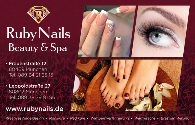 Ruby Nails Beauty u. Spa, Doan Thi Mai